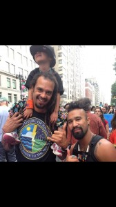 Franti and Nahko Bear