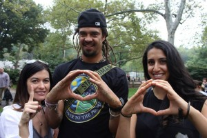Lelanie and Franti