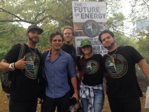 Team and Ruffalo